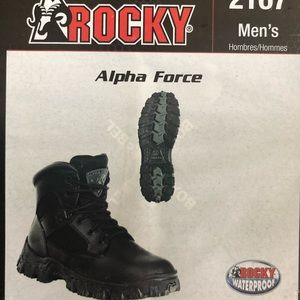 Rocky Men's Workboots Sz 6 NIB